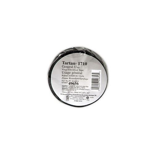 Usage général, ruban isolant en vinyle 1710 Tartan