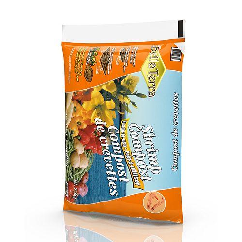 Shrimp Compost 12,5 KG