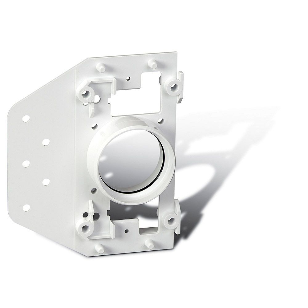 Broan-NuTone V144 Wall Inlet Plate with Plaster Guard