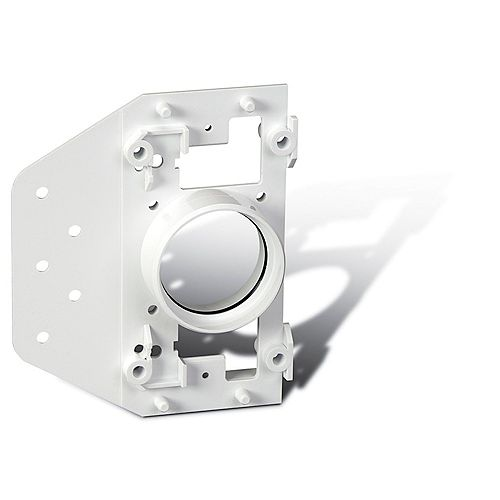 V144 Wall Inlet Plate with Plaster Guard