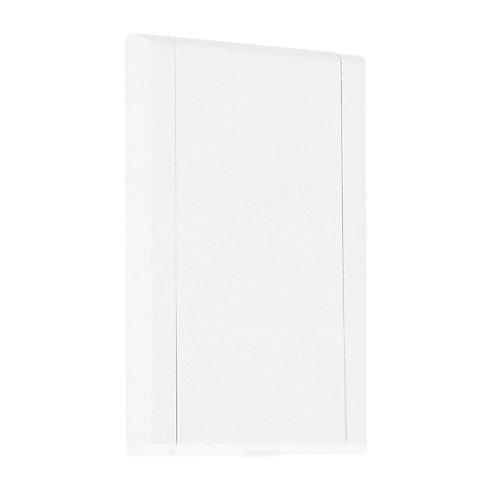 Bouche d'aspiration blanche Modèle V111W