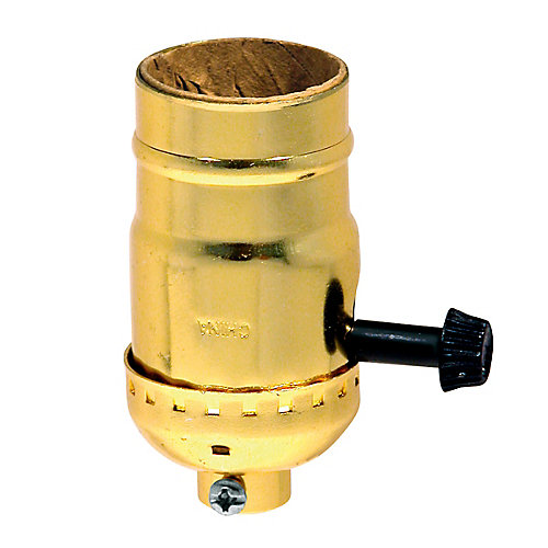 Socket Trilite, Brass