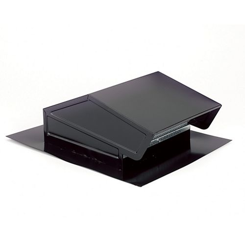 Roof Cap for 3 1/4-inch x 10-inch or up to 8-inch Round Duct