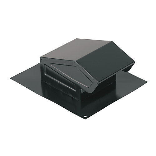 Roof Cap for 3-inch or 4-inch Round Duct