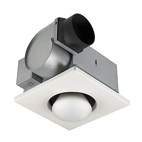 One-bulb Heater/Fan, Combination Units