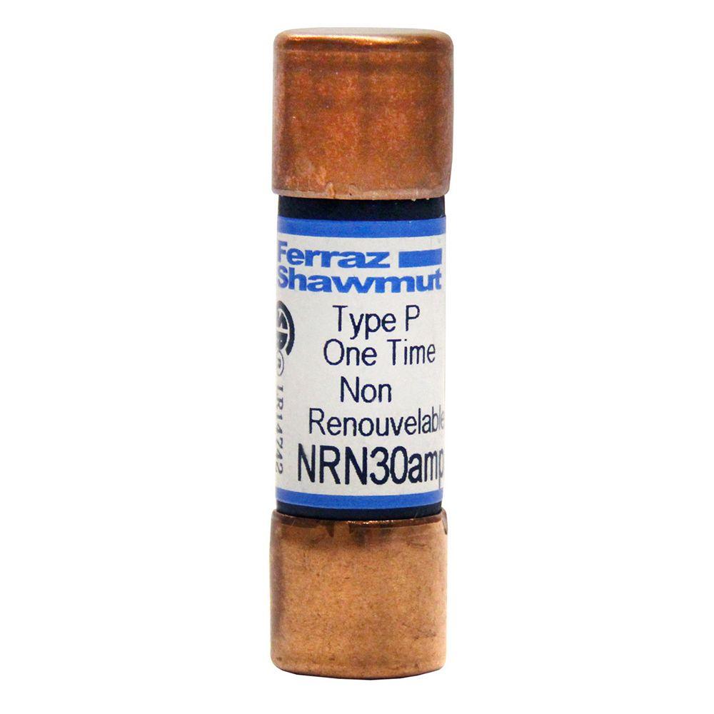 Leviton Cartridge Fuse 30 Amp