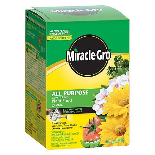 Engrais tout usage pour plantes Miracle-Gro<sup>®</sup>