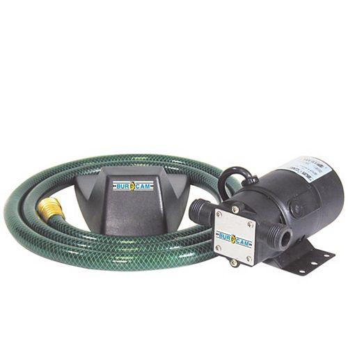 Bur-Cam Minivac Utility Pump, 115V Ac