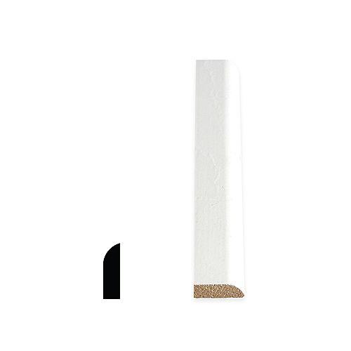Primed Finger Jointed Pine Door Stop 5/16 In. x 1-1/16 In. x 7 Ft.