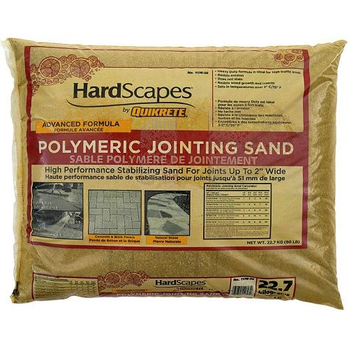 22.7kg Quikrete Polymeric Jointing Sand