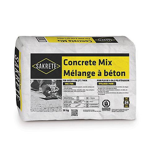 Concrete Mix, 30 kg