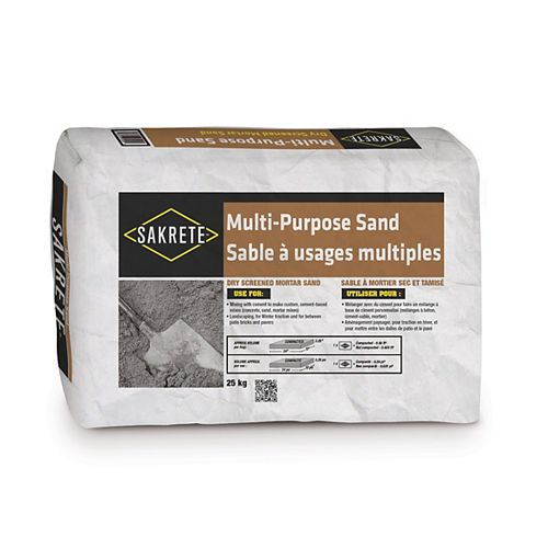 Multi-Purpose Sand, 25 Kg