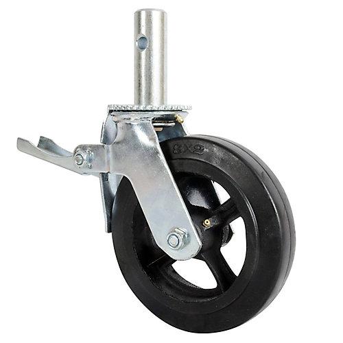 8-inch Scaffolding Caster Wheel