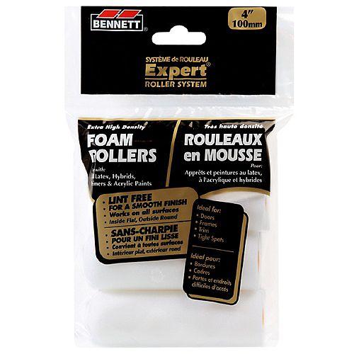 Mini Foam Roller -Refills (4-Pack)