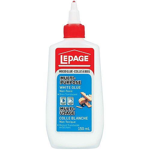 LePage 150 mL Multi-Purpose White Glue