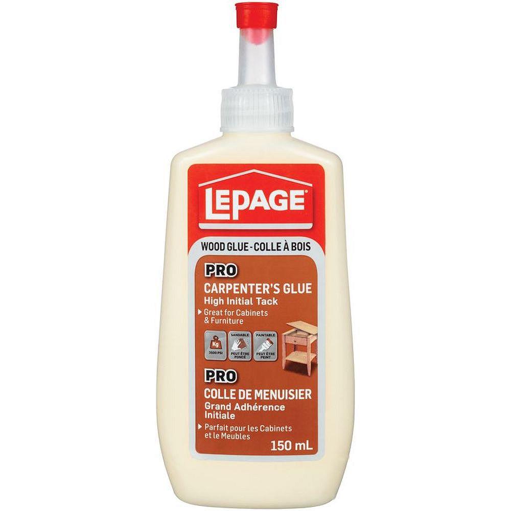 LePage Colle De Menuisier Pro 150Ml