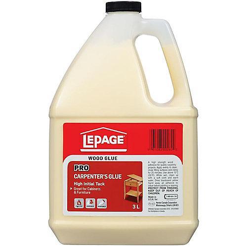Pro Carpenter's Glue 3L
