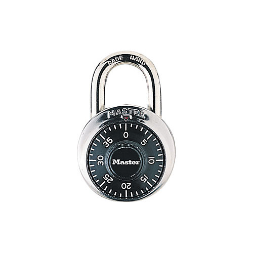 Combination Lock - Carded