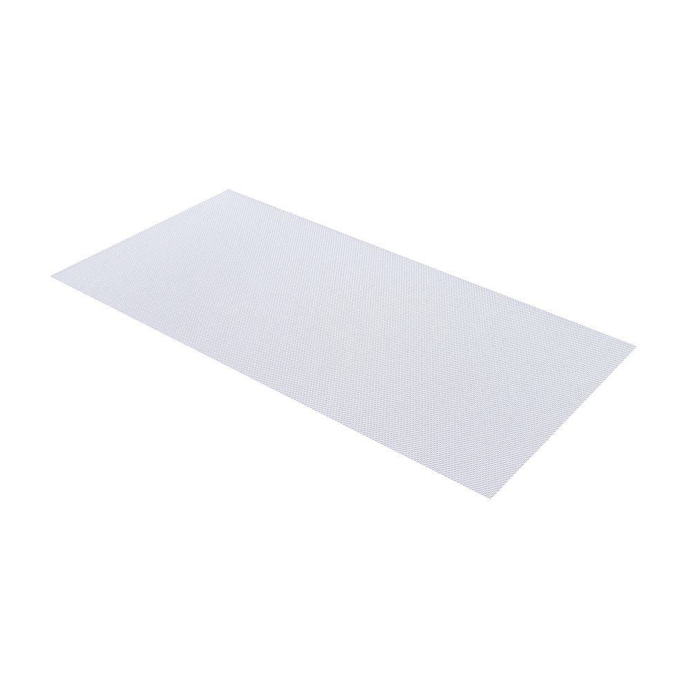 Optix Prismatic Clear Acrylic Lighting Panel - 23.75 Inch x 47.75 Inch