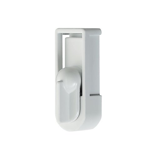 White Storm Door Deadbolt
