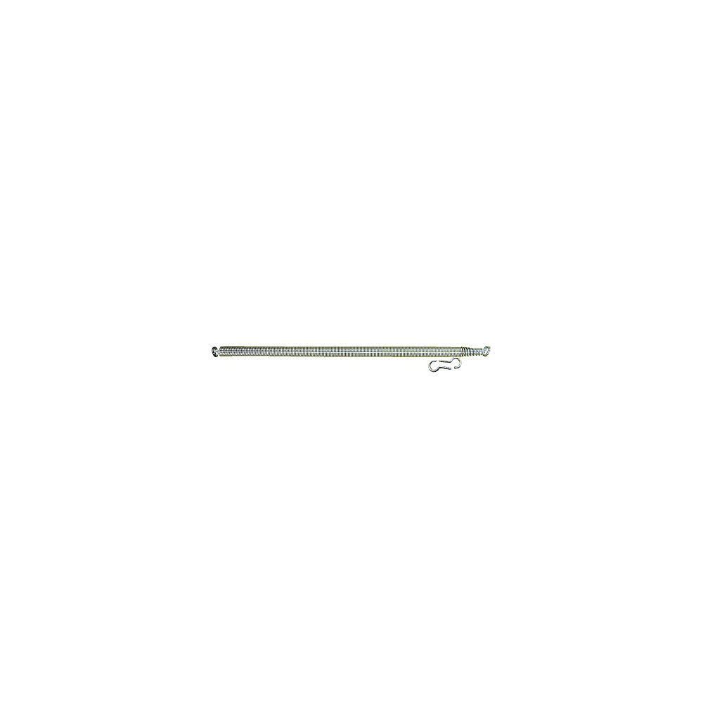 Ideal Security Zinc Adjustable Door Spring