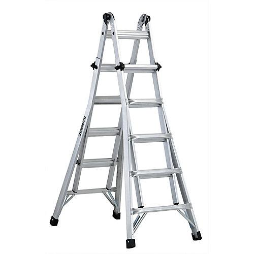 multi purpose ladder 22 Feet  grade IA