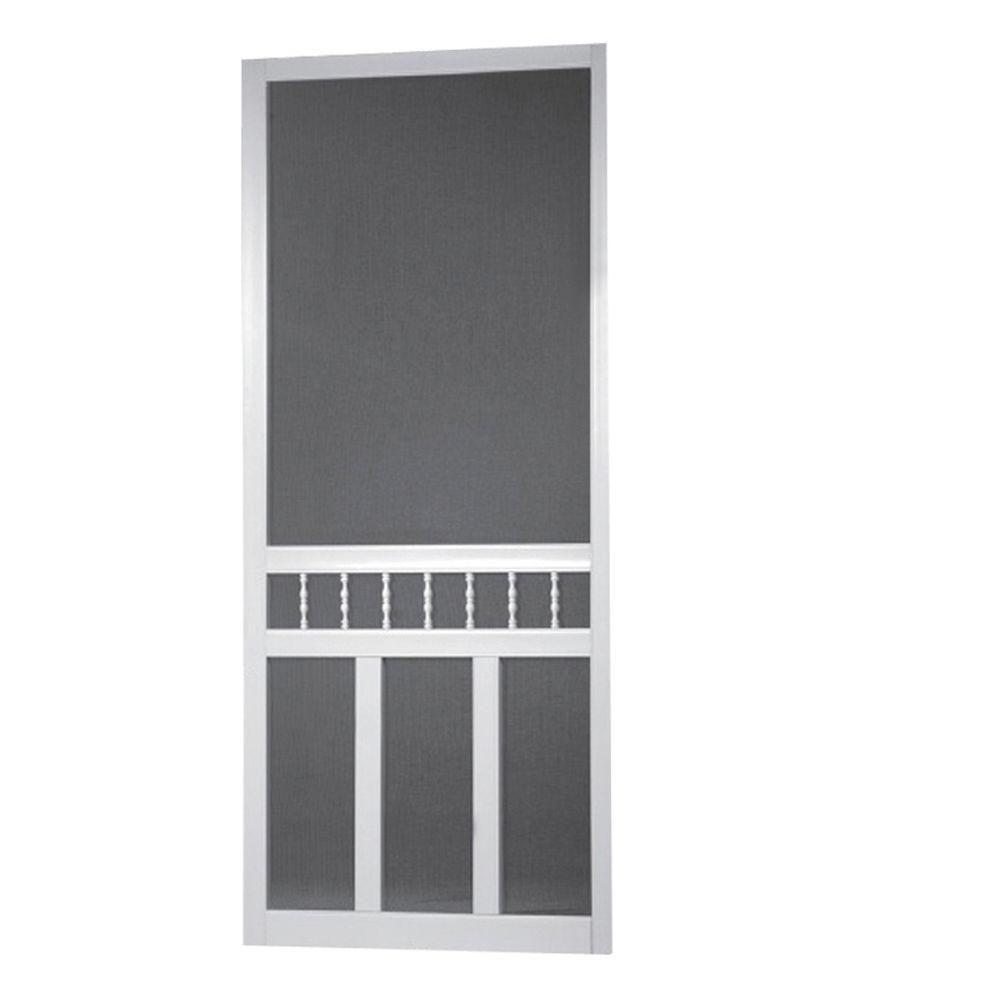 Screen Doors Door Window Screens The Home Depot Canada