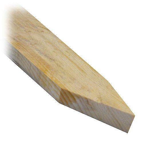 Piquets en bois de 1x2x16po