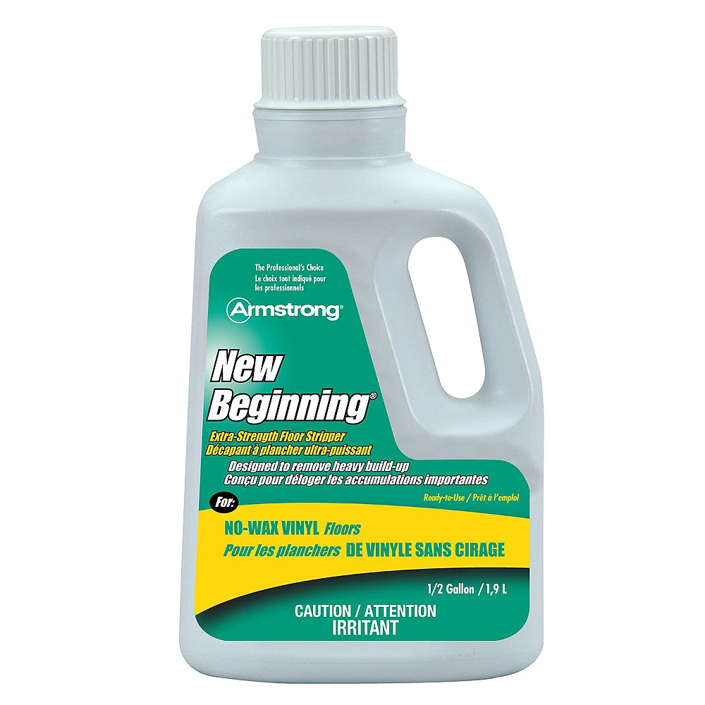 Armstrong S-325 Décapant et nettoyant New Beginning 1,9 L