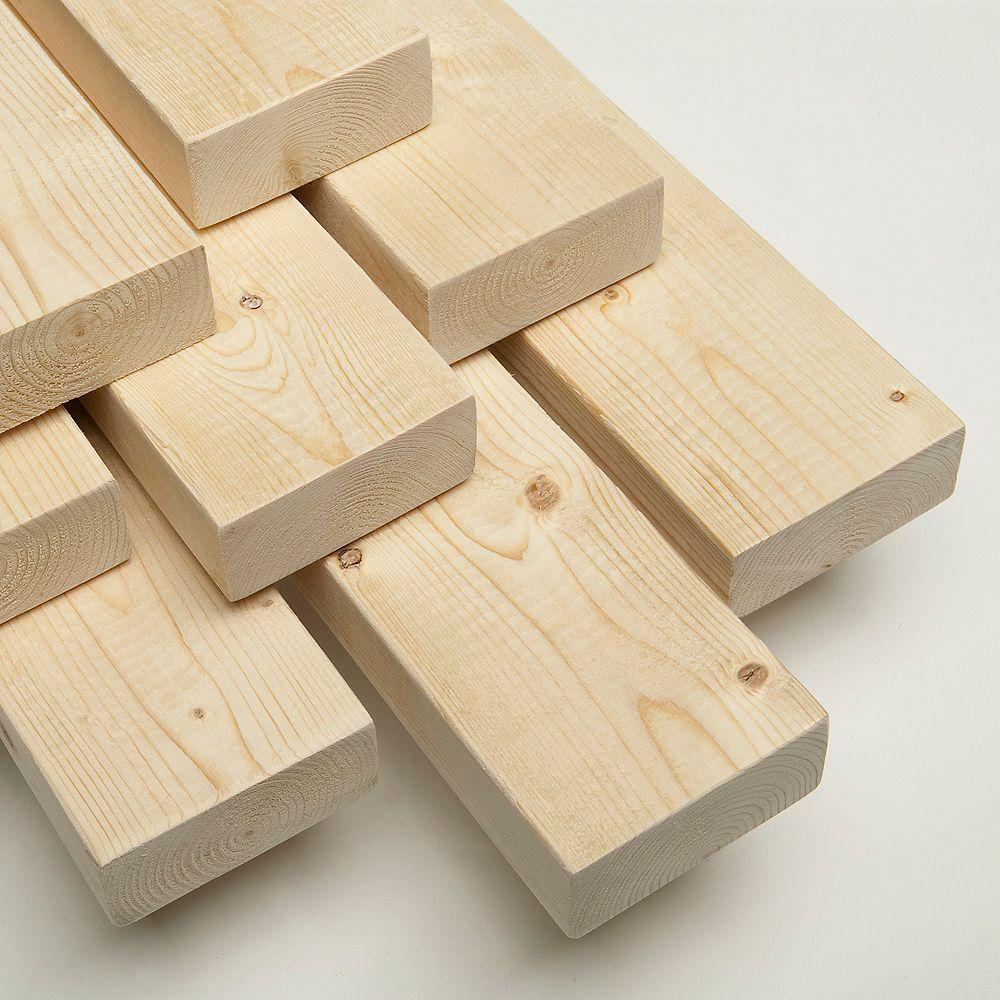 HDG 2x4x7 Framing Lumber