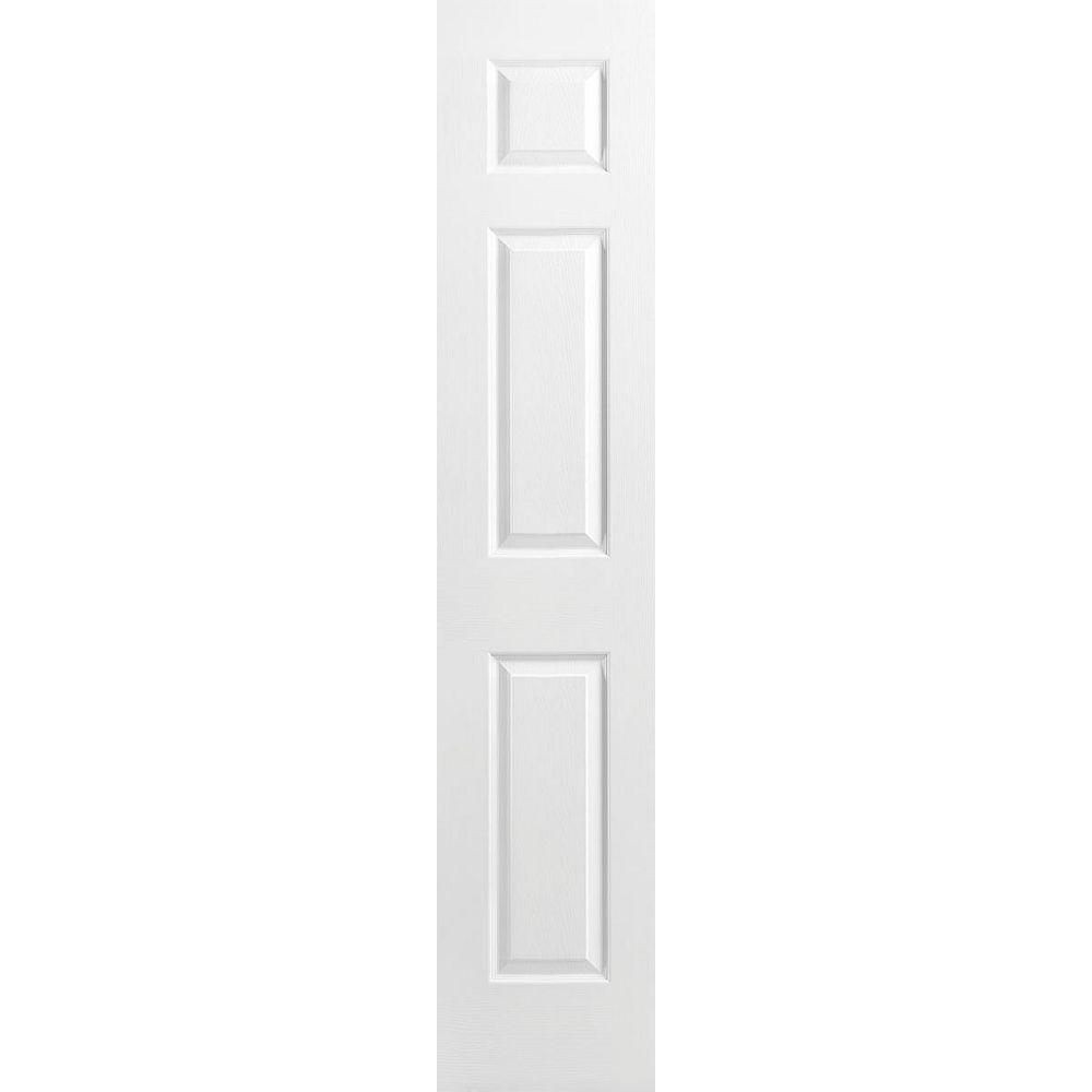 Masonite Porte intérieure 6 panneaux texturés apprêtés 20po x 80po
