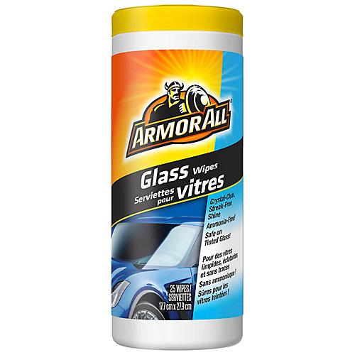 Serviettes pour le verre Armor All