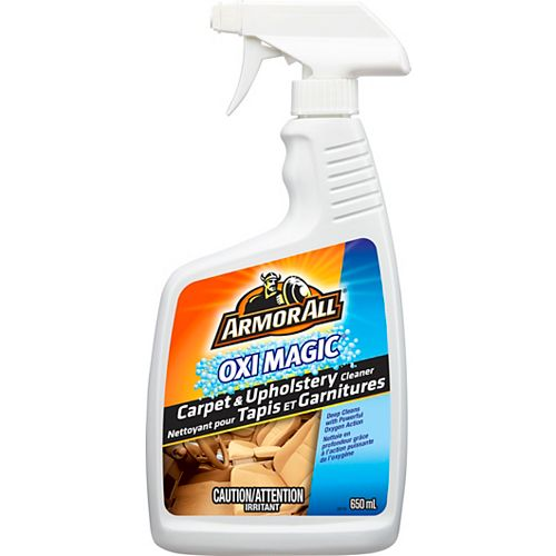 Armor All Oxi Magic Carpet & Upholstery Cleaner 650mL