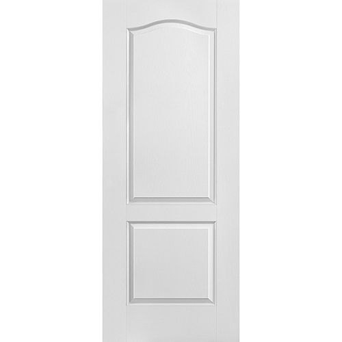 32-inch x 80-inch x 1 3/8-inch 2 Panel Door Slab