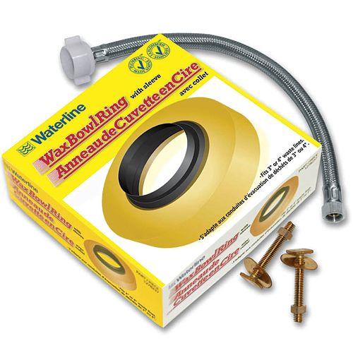 Toilet Contractor Kit