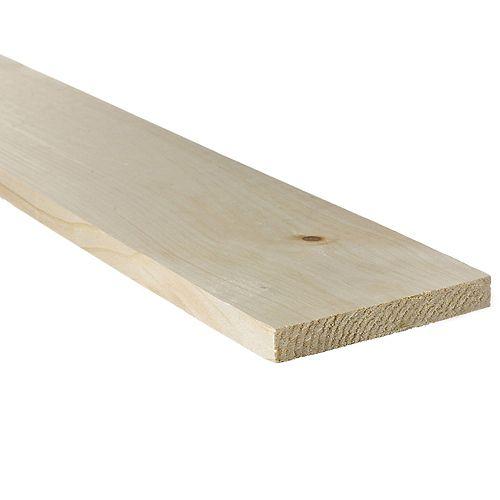 Irving 1x6x8 pin noueux