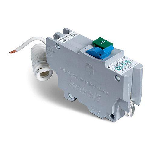 Schneider Electric  Federal Pioneer Single Pole 15 Amp Stab-lok Arc Fault Circuit Interrupter Breaker