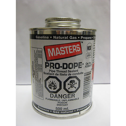 Pro-Dope Pipe Thread Sealant - 500Ml