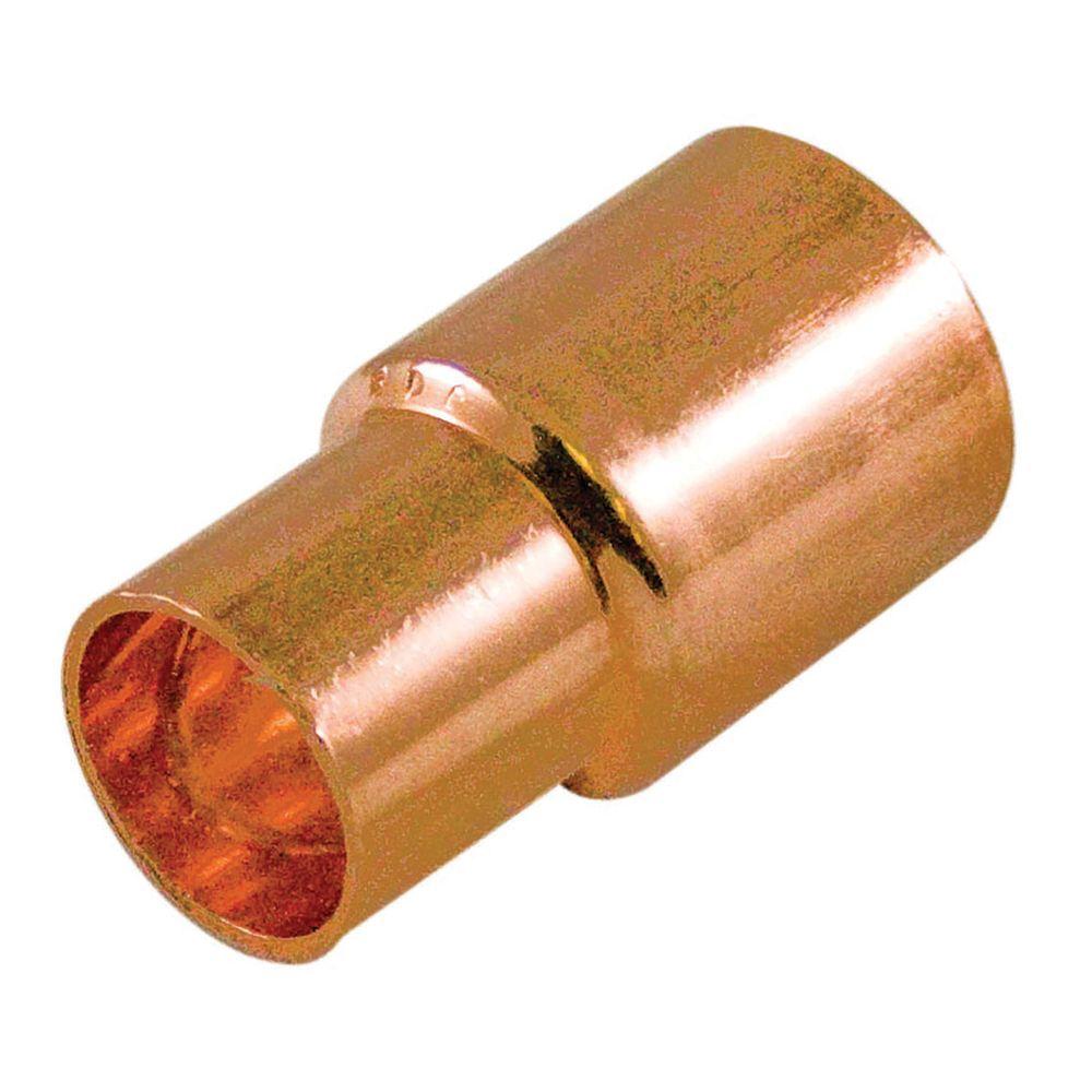 Aqua-Dynamic Fitting Copper Bushing 1-1/2 inch x 1-1/4 inch Fitting To Copper