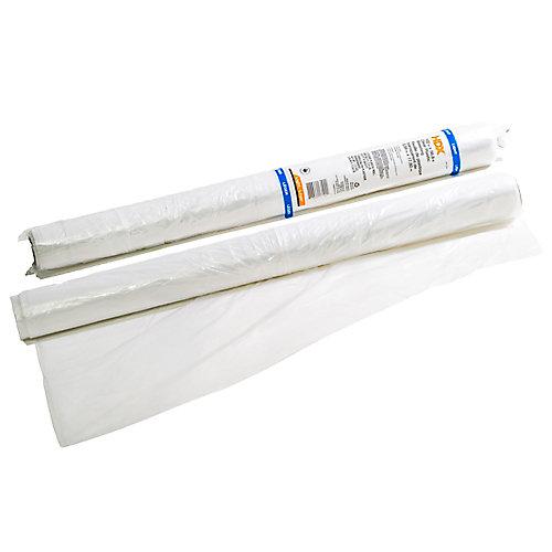 102-inch X 500 sq. ft. Light Poly Drop Sheet