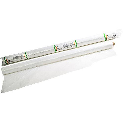 102-inch X 1500 sq. ft. Medium Poly Drop Sheet