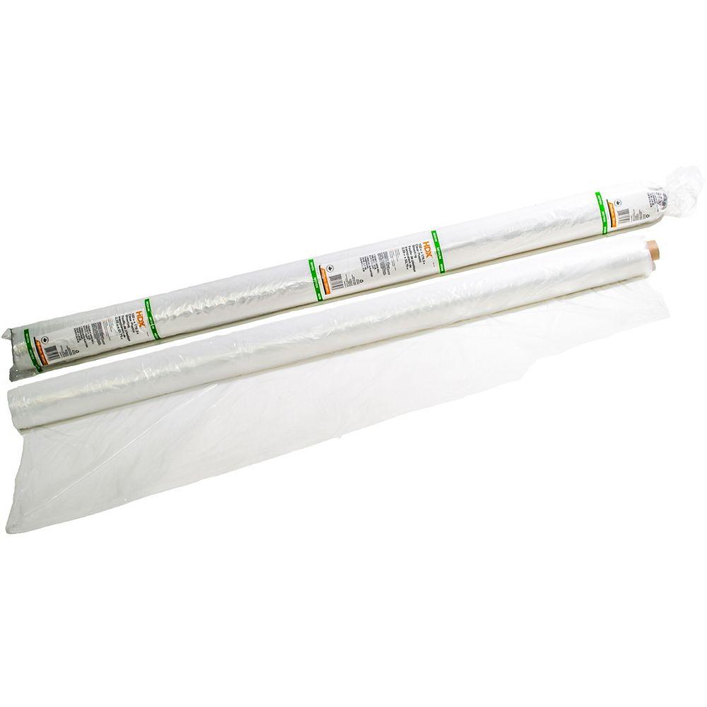 HDX 102-inch X 1500 sq. ft. Medium Poly Drop Sheet