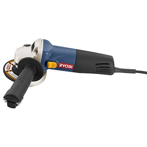 4 1/2- Inch Angle Grinder