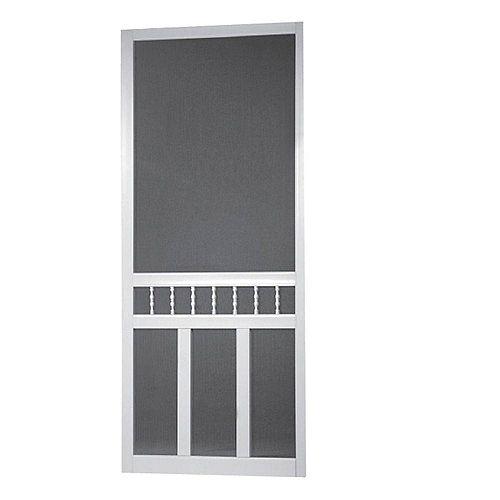 DIY Porte - Ecran en Vinyle Massif Waccamaw 36 po x 80 po