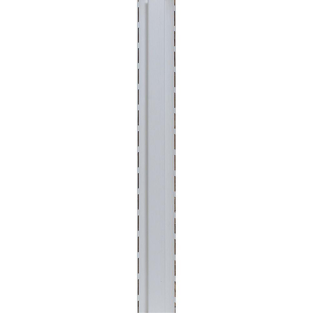 Abtco 1/2-inch Inside Corner Post (ISCP) White (Piece)
