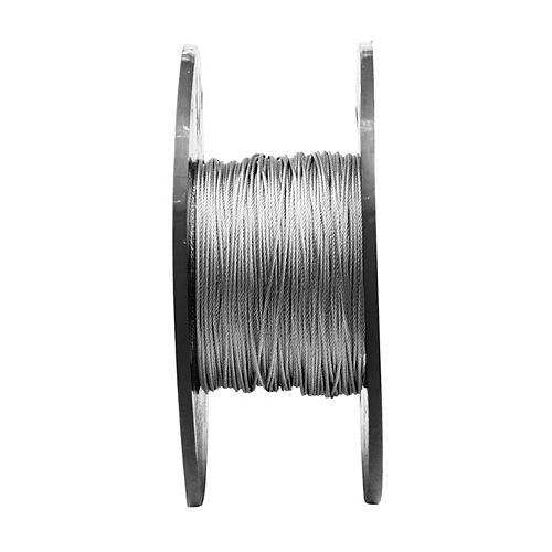 3/32 7X7 Aircraft Cable Galv.