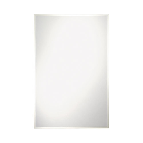 Miroir mural biseauté de 24 po x 36 po