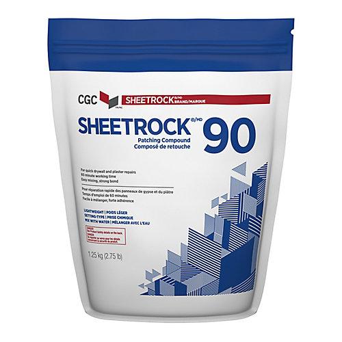 CGC 90 Composé pour joints à prise chimique, sac de 1,25 kg