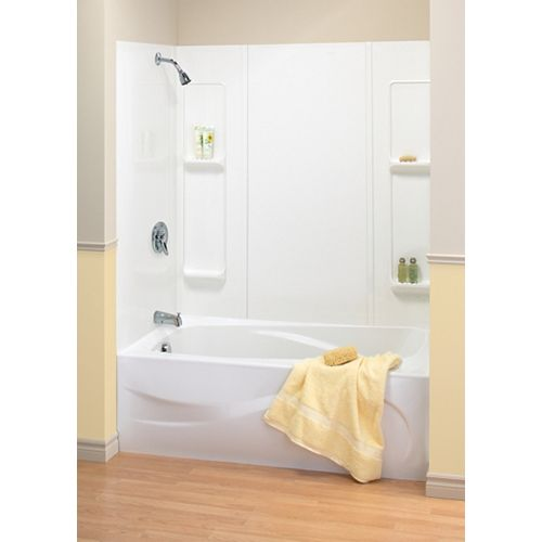 59-inch ALABAMA tub wall kit