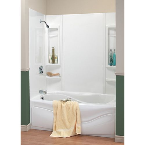 59-inch PANAMA tub wall kit